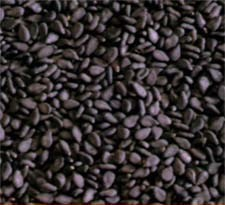 1LB BLACK SESAME SEEDS