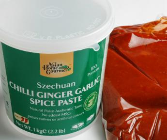 1KG CHILI GINGER GARLIC PASTE