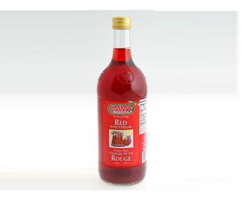 12 X 1LT EMMA  RED WINE VINEGAR