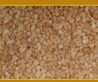 1LB  GROUND PEANUTS SCREENED