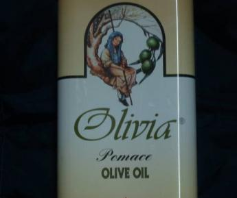 4x3LT OLIVIA POMMACE OLIVE OIL