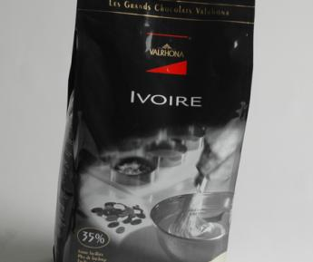 3KG VALRHONA IVORY CHOCOLATE