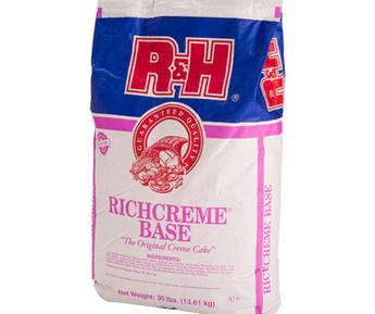 22.47KG DAWN RCHCRM CHOC CAKE BASE