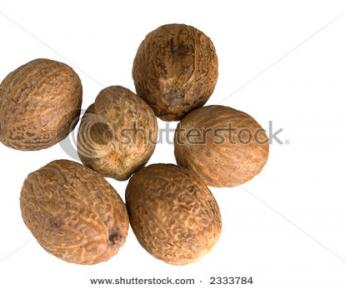 1LB WHOLE NUTMEG
