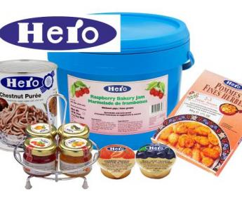12.5KG STRAWBERRY JAM HERO