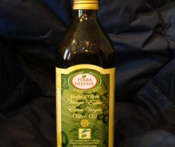 750ML TERRA DELYSSA EXTRA VIRGIN OLIVE OIL
